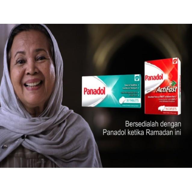 Panadol Soluble Paracetamol 4pcs Tablet / Pack