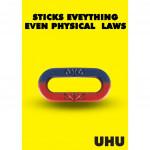 UHU All Purpose Adhesive Glue 125ml (Large Value Tube)