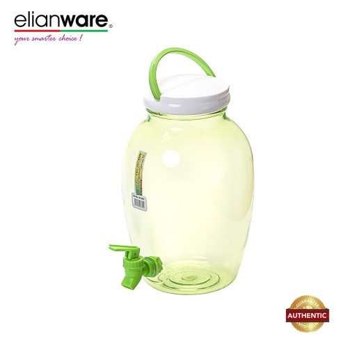 image of Elianware 4.5Ltr High Quality Light Durable No Leak Colorful Water Dispenser