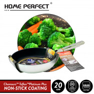 image of Elianware x HomePerfect Non Stick Pan (20cm) Prorise Plus Induction