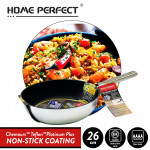 Elianware x HomePerfect Non Stick Pan (26cm) Prorise Plus Induction