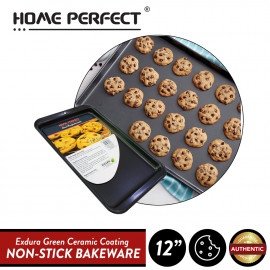 "image of Elianware x HomePerfect Non Stick Pan (12"") Cookie Pan"