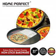 """image of Elianware x HomePerfect Non Stick Pan (11"""") Pizza Pan"""