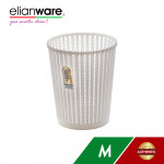 Elianware Quality Guaranteed Modern Middle Size Office Paper Basket