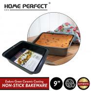 "image of Elianware x HomePerfect Non Stick Pan (9"") Deep Square Cake Pan"