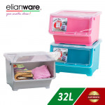 Elianware 32 Ltr Stack Box With Roller