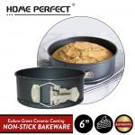 "Elianware x HomePerfect Non Stick Pan (6"") Springform Round Cake Pan"