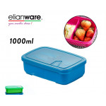 Elianware 1L Food Container with Spoon & Fork