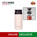 Elianware 350ml Stainless Steel High Insulation Thermos Vacuum Flask with Bag