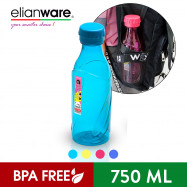 image of Elianware 750ml Tumbler Twistable Cover [BPA Free] Water Bottle