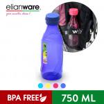 Elianware 750ml Tumbler Twistable Cover [BPA Free] Water Bottle