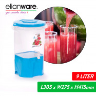 image of Elianware 9 Ltr Flower Hot Water Dispenser