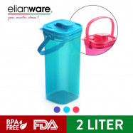 image of  Elianware 2 Ltr Fridge Handy Cool [BPA FREE] Tumbler Water Bottle
