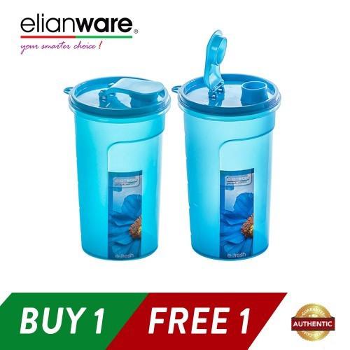 image of Elianware 1.1 Ltr Best Seller E-Fresh BPA Free Water Tumbler