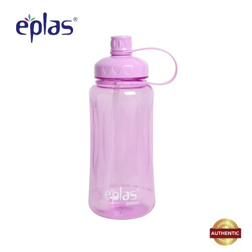 image of eplas 2000ml BPA Free Huge Energetic Water Tumbler