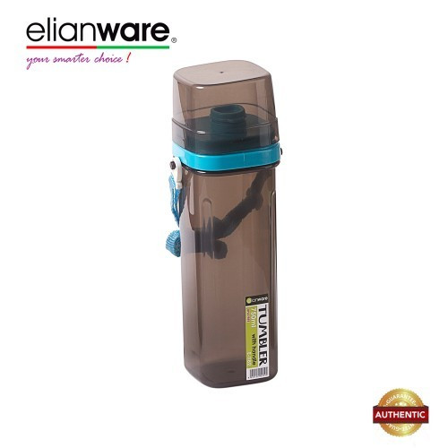 image of Elianware BPA Free 750ml Water Tumbler with Strip