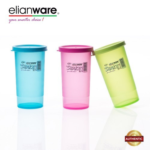 image of Elianware BPA Free 235ml Shaker Blender Container