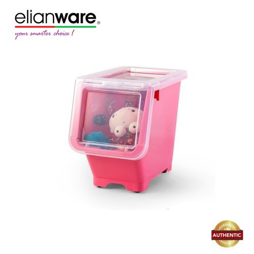 image of Elianware 14 Ltr Stack Box With Roller