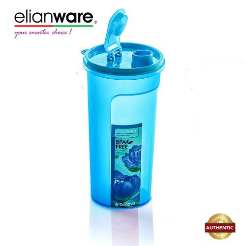 image of Elianware 1.3 Ltr Large E-Fresh BPA Free Water Tumbler