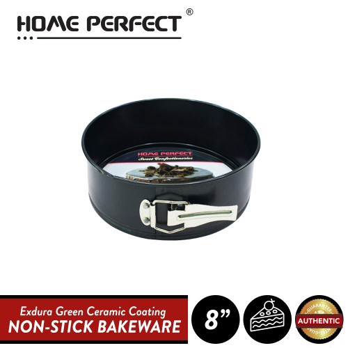 "image of Elianware x HomePerfect Non Stick Pan (8"") Springform Round Cake Pan"