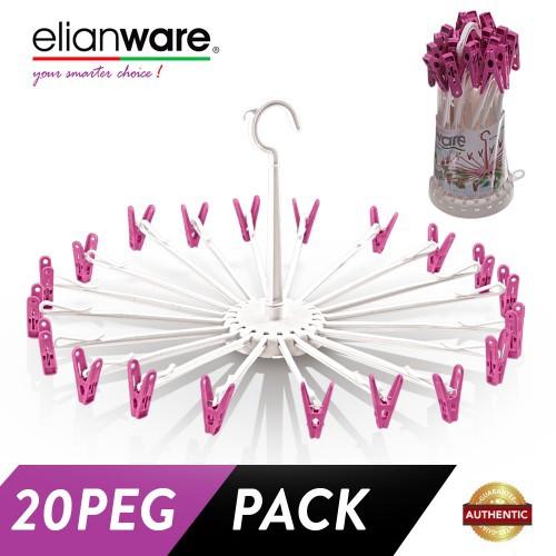 image of Elianware 20 Pegs Umbrella Hanger