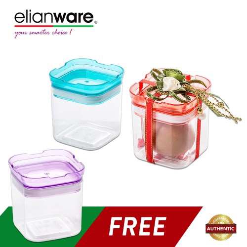 image of Elianware 150ml Multipurpose Airtight Mini Container