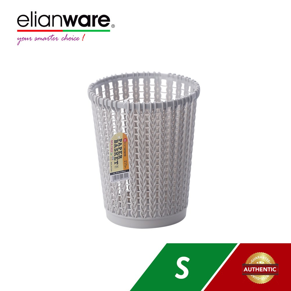 image of Elianware Quality Guaranteed Office Paper Basket