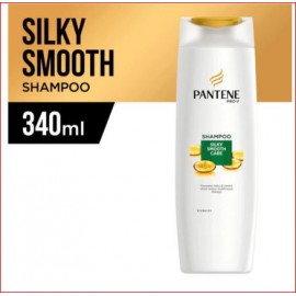image of PANTENE Shampoo Silky Smooth Care 340ml