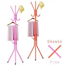 image of 015Y Hat Clothes Jacket Hanger Umbrella and Handbag Hanger Stand