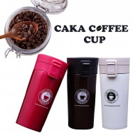 image of CAKA 380ml Stainless Steel Vacuum Flask Coffee bottle Cup