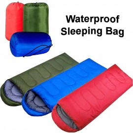 image of Borong best! Outdoor Portable & Water Resistant Sleeping Bag