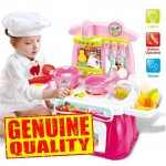 Borong Best! Kid Children Baby Toys Toy Mini kitchen playset