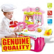image of Borong Best! Kid Children Baby Toys Toy Mini kitchen playset
