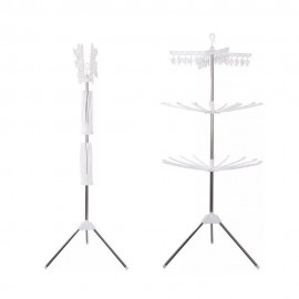 image of 3 Tier Clothes Hanging & Drying Rack