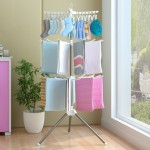3 Tier Clothes Hanging & Drying Rack