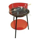 Borong Best! 36 cm Camping BBQ Stove (Round Shape)