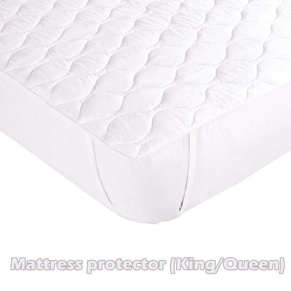 Borong Best! Microfibre Comfort Mattress Protector