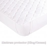 image of Borong Best! Microfibre Comfort Mattress Protector