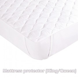 image of Borong Best! Microfibre Comfort Mattress Protector