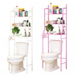 Borong Best! Bathroom and Toilet Organizer Rack (3 Tiers)