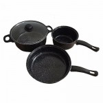 Non Stick Cookware 4 pcs set