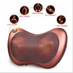Dual Use Full Body Cushion Massager Pillow For Car/Home