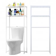 image of Z702 2 Tiers Stainless Steel Organizer Shelves