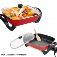 image of Borong Best Electric Cooker and Pan Grill
