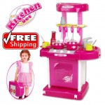 Children BIG Portable Kitchen Playset