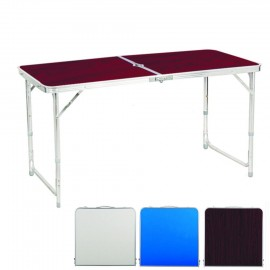 image of Borong Best! Foldable Aluminium Outdoor Table