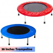 image of Borong Best! 38 Inches Exercise Trampoline