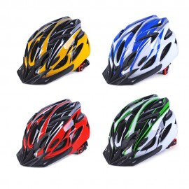 image of Ventilated Ultralight Safety Bicycle Helmet