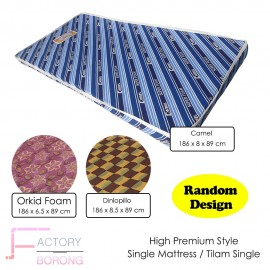 image of Borong Best! High Premium Style Single Mattress / Tilam Single