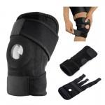 Spring Adjustable Knee Support Protect Guard Sport